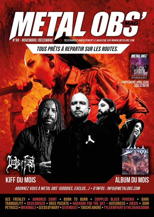 "Metal Obs' Magazine #95 ""Novembre/Décembre 2020"" Aaa196"