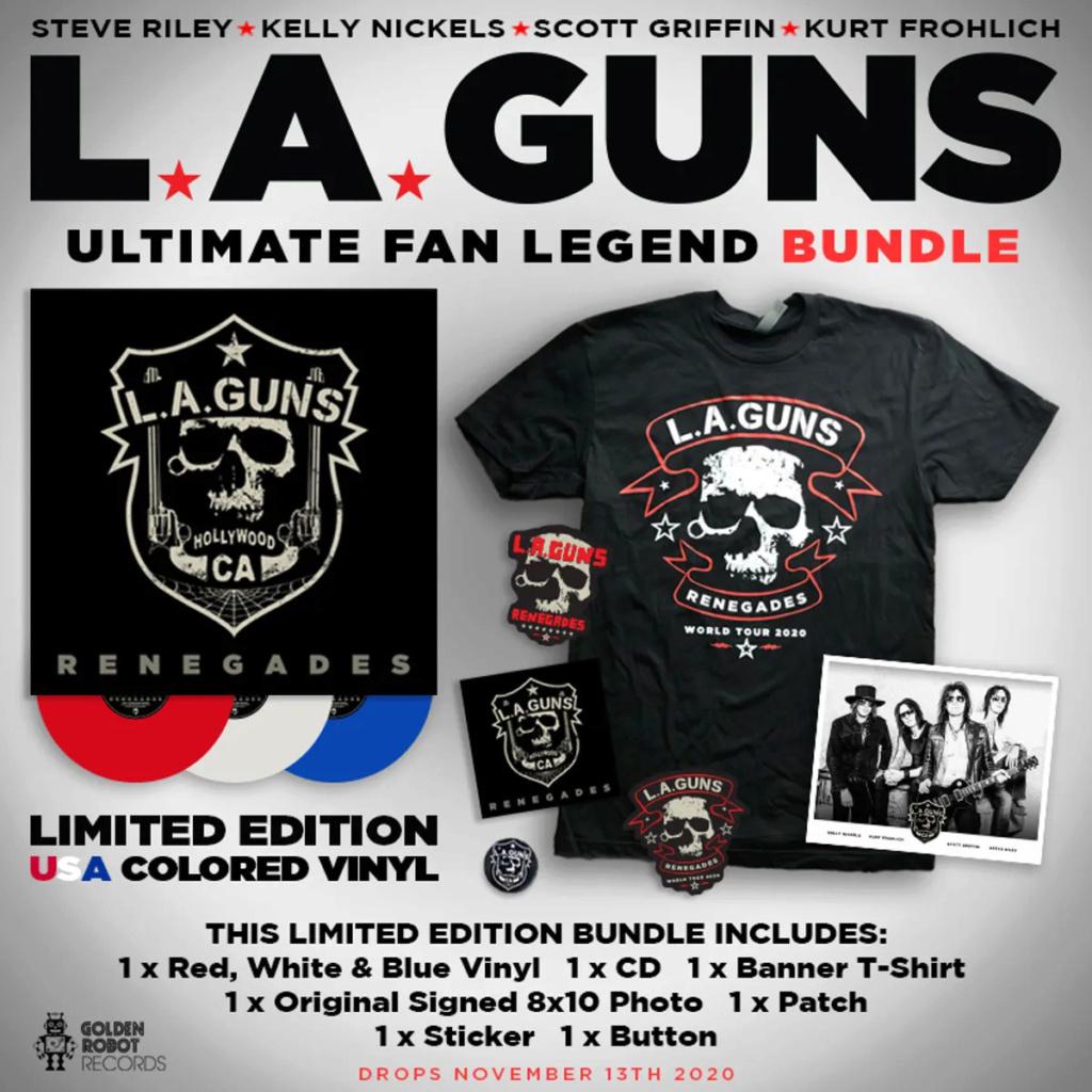 """L.A. GUNS """"Renegades"""" le 13 novembre 2020  Aaa1_w10"""