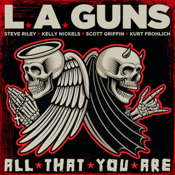 """L.A. GUNS """"Renegades"""" le 13 novembre 2020  Aaa209"""