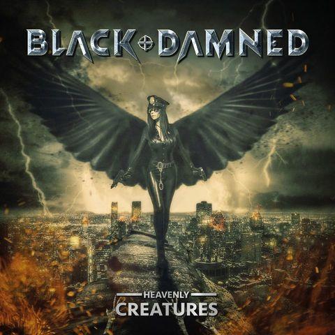 BLACK & DAMNED (Heavy/Power Metal) Heavenly Creatures, le 29 Janvier 2021 Aaa2100