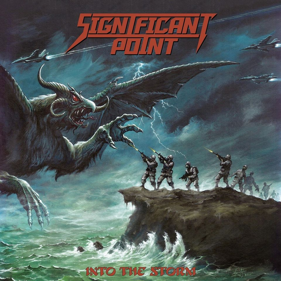 SIGNIFICANT POINT (Heavy/Speed Metal)Into The Storm,26 Février 2021  Aaa2101