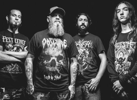 "UNBOUNDED TERROR (Death Metal) "" Infernal Judgment ""  le 19 Janvier 2021  Aaa23"