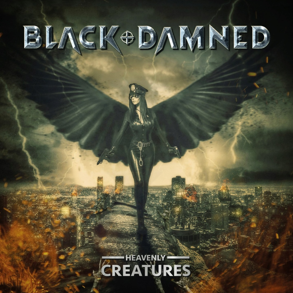 """BLACK & DAMNED """"Heavenly Creatures"""" le 29 janvier 2021. Aaa231"""