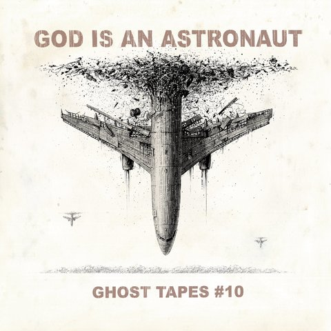 """GOD IS AN ASTRONAUT """" Ghost Tapes #10""""  le 12 Février 2021 Aaa289"""