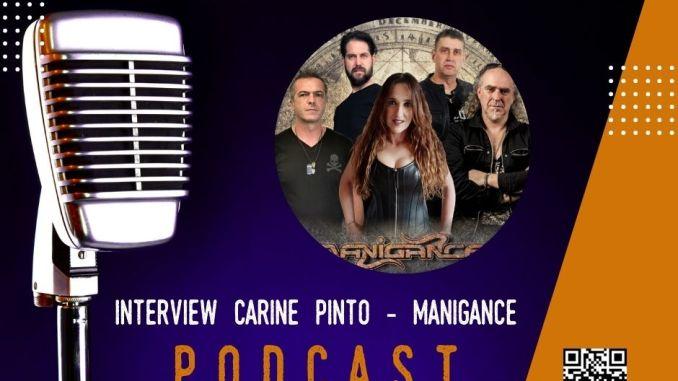 """ROCK STAGE avec Carine PINTO -MANIGANCE- sa playlist et les """"secrets"""" du prochain album... dès 22h ! samedi ... Aaa333"""