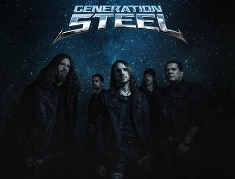 "GENERATION STEEL  (Heavy Metal)""  The Eagle Will Rise ""  le 22 Janvier 2021 Aaa338"