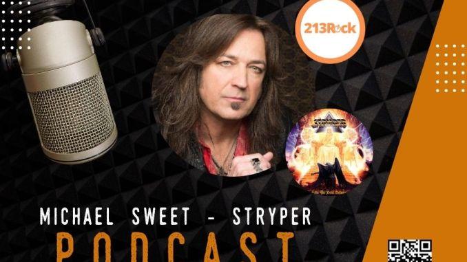 Interview – Michael Sweet du groupe Stryper – 24 Novembre 2020 Aaa355