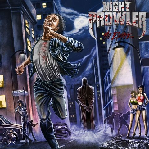 NIGHT PROWLER(Heavy Metal)No Escape, le 26 Février 2021 Aaa379