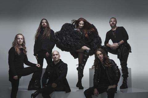"""Epica (Metal symphonique) - Nouvel album """"Omega"""" le 26 février 2021 Aaa413"""