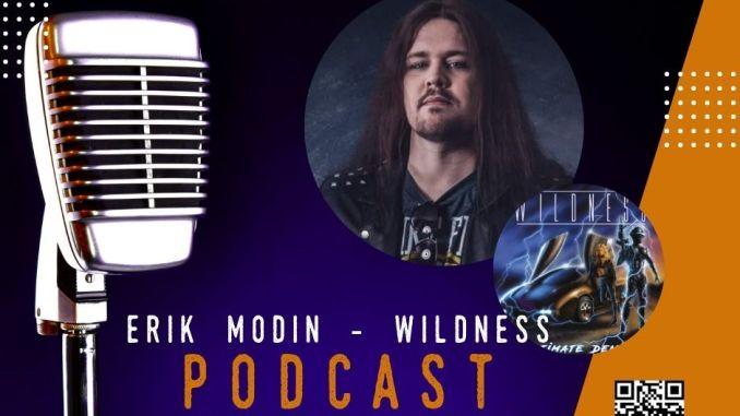 Interview – Erik Modin du groupe Wildness le 29 11 2020 Aaa447