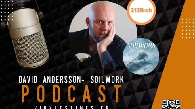 Interview David Andersson- Soilwork – 01 Décembre 2020 Aaa448