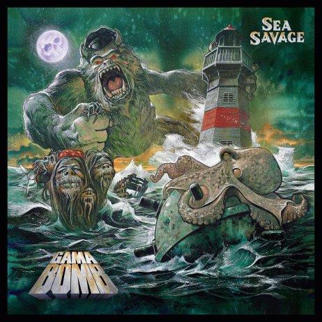 GAMA BOMB  Sea Savage (2020) Aaa468