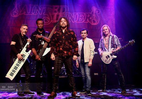 SAINTED SINNERS (Hard Rock) -Unlocked & Reloaded, le 4 Décembre 2020 Aaa469