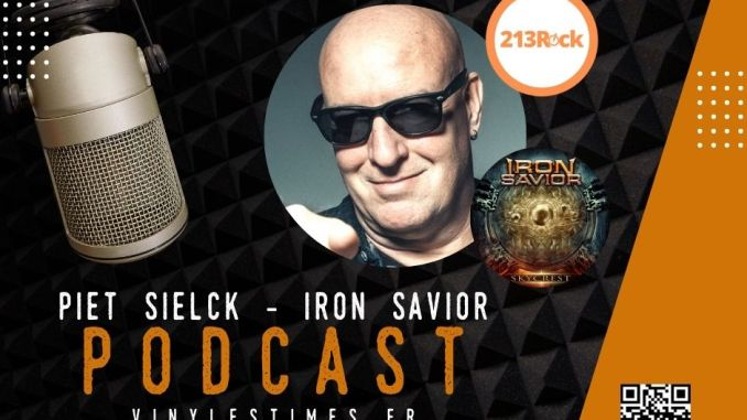 Interview  Piet Sielck du groupe Iron Savior – 03 Décembre 2020 Aaa474