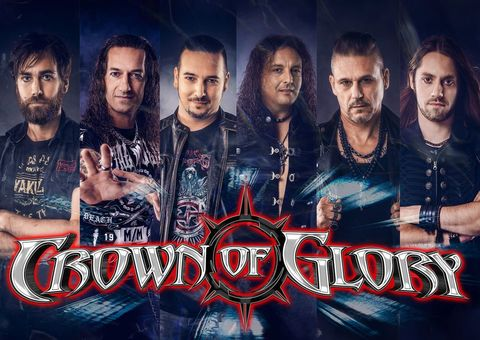 CROWN OF GLORY (Melodic Metal)Ad Infinitum, sorti le 11 Septembre dernier  Aaa478