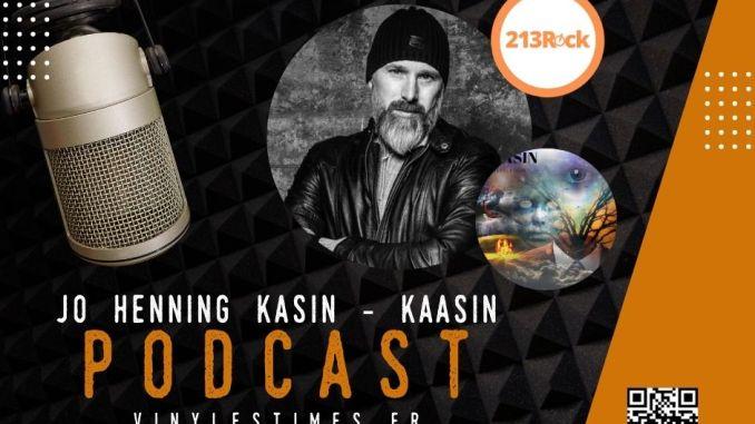 Interview  Jo Henning Kasin du groupe Kaasin – 04 Décembre 2020 Aaa481