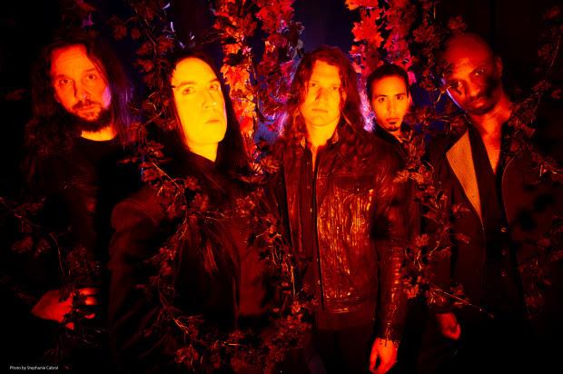 "WITHERFALL(Dark Progressive Metal) ""  Curse Of Autumn "" Pour Mars  Aaa491"