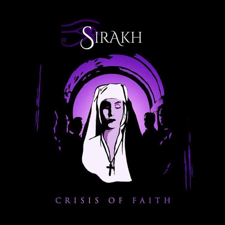 SIRAKH (Dark Alternative / Gothic Metal)Crisis Of Faith, le 22 Janvier 2021 Aaa510