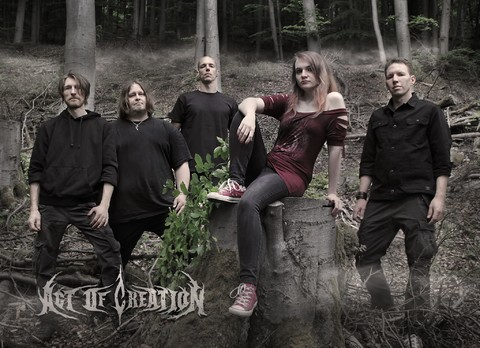 ACT OF CREATION  (Melodic Death Metal) The Uncertain Light, sorti le 16 Octobre Aaa516