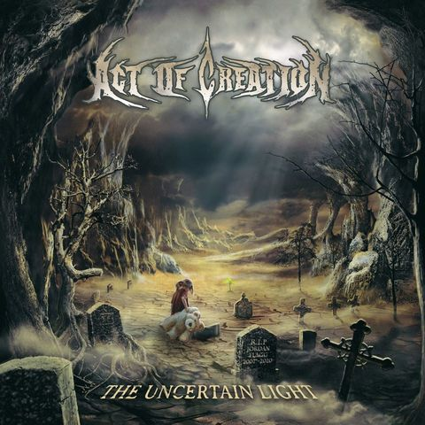 ACT OF CREATION  (Melodic Death Metal) The Uncertain Light, sorti le 16 Octobre Aaa517