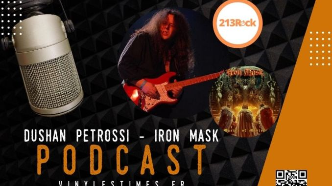 Interview Dushan Petrossi – Iron Mask – 07 Décembre 2020 Aaa519