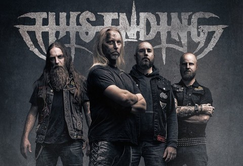 THIS ENDING (Melodic Death Metal) intitulé Needles Of Rust, au printemps 2021  Aaa522