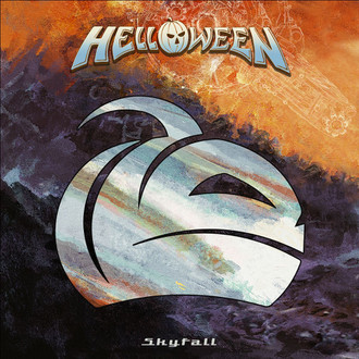 "HELLOWEEN Le premier single  ""Skyfall""  le 2 avril 2021. Aaa546"