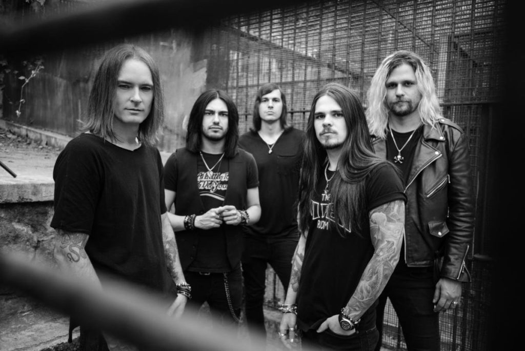BUDDERSIDE ( Hard Rock)Spiritual Violence, le 26 Mars 2021  Aaa548