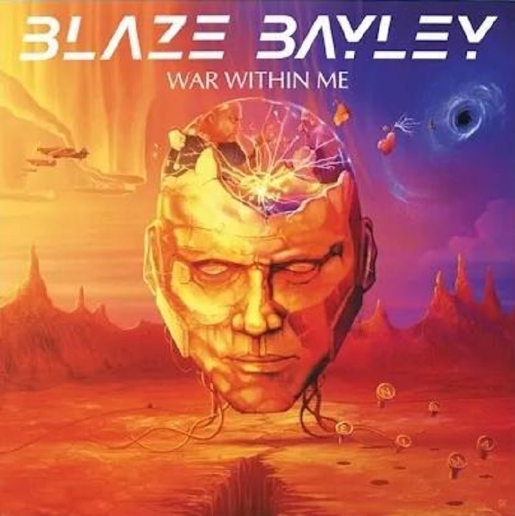 BLAZE BAYLEY War Within Me', le 9 avril 2021. Aaa571