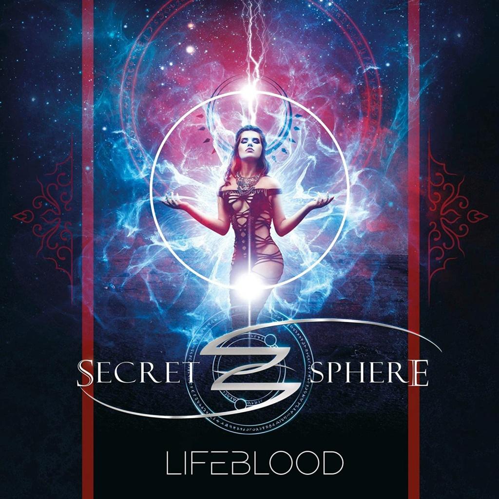 SECRET SPHERE  (Melodic Power Metal) s Lifeblood, le 12 Mars 2021 Aaa578