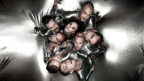 DIABLO SWING ORCHESTRA (  j adore ce groupe )..Swagger & Stroll Down The Rabbit Hole. Aaa593