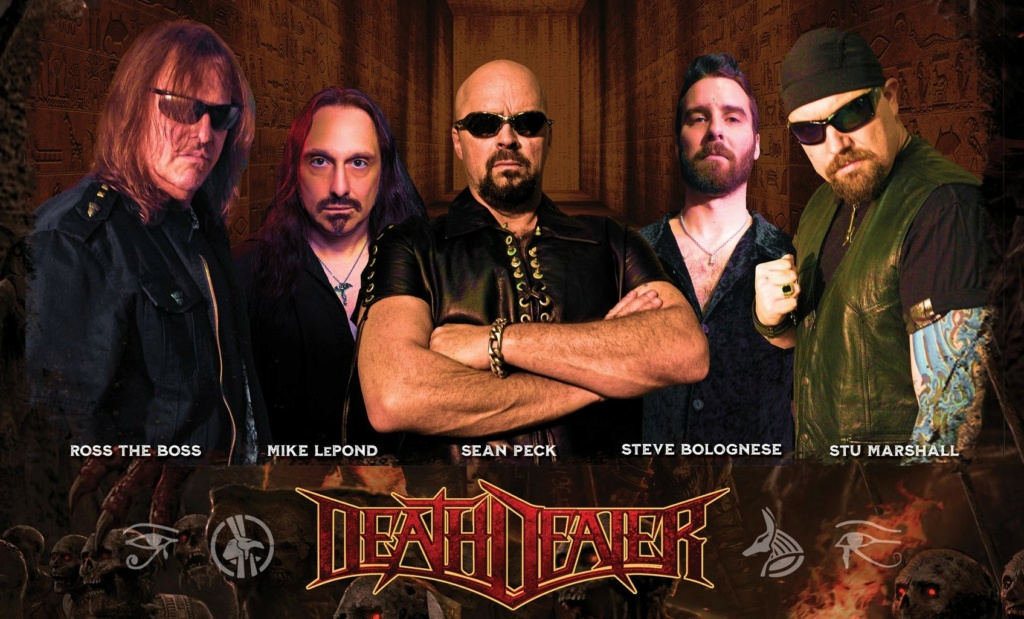 "DEATH DEALER "" Conquered Lands""le 13 Novembre  2020 Aaa60"