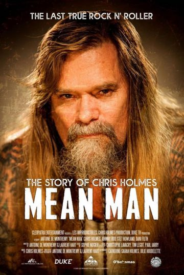 Documentaire 'Mean Man: The Story of Chris Holmes' disponible le 15 janvier Aaa609
