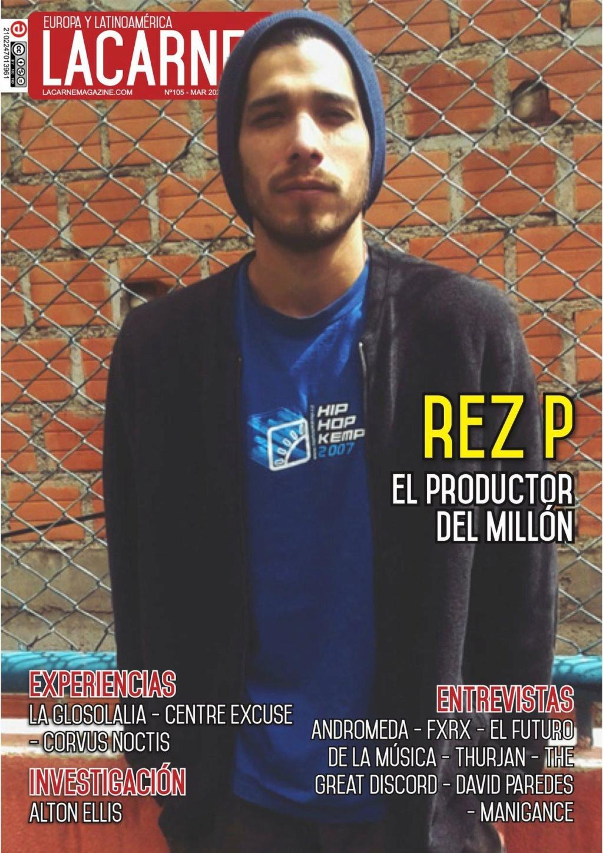 Manigance...   Dans LaCarne Magazine (Espagne) du mois de mars 2021 Aaa612