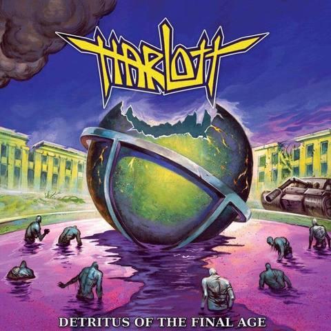 "HARLOTT ""Detritus Of The Final Age,""  le 13 Novembre 2020 Aaa71"
