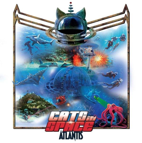 "CATS IN SPACE ""'Atlantis"" 27 novembre 2020 Aaa76"