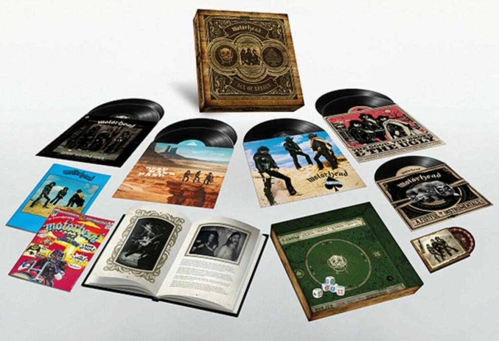 Motörhead / Ace of Spades 40th anniversary Super Deluxe Edition Aaa78