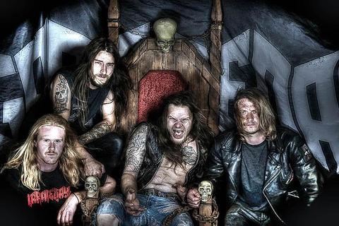 "GARAGEDAYS (Heavy Metal)New Single 'Back In Line"" le 13 novembre 2020 Aaa86"
