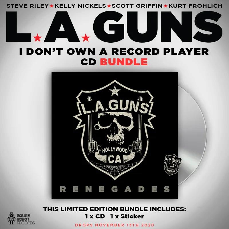 """L.A. GUNS """"Renegades"""" le 13 novembre 2020  Aaa_we12"""