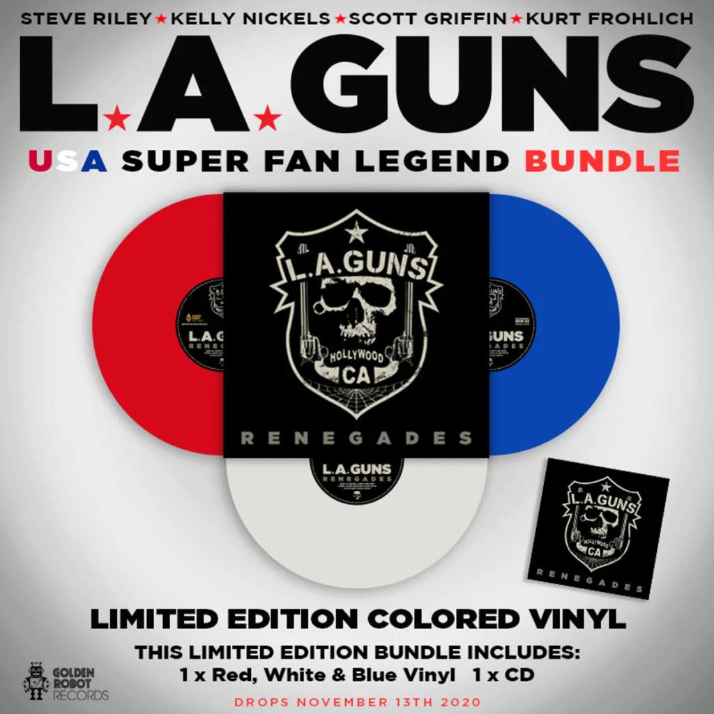 """L.A. GUNS """"Renegades"""" le 13 novembre 2020  Aaa_we13"""