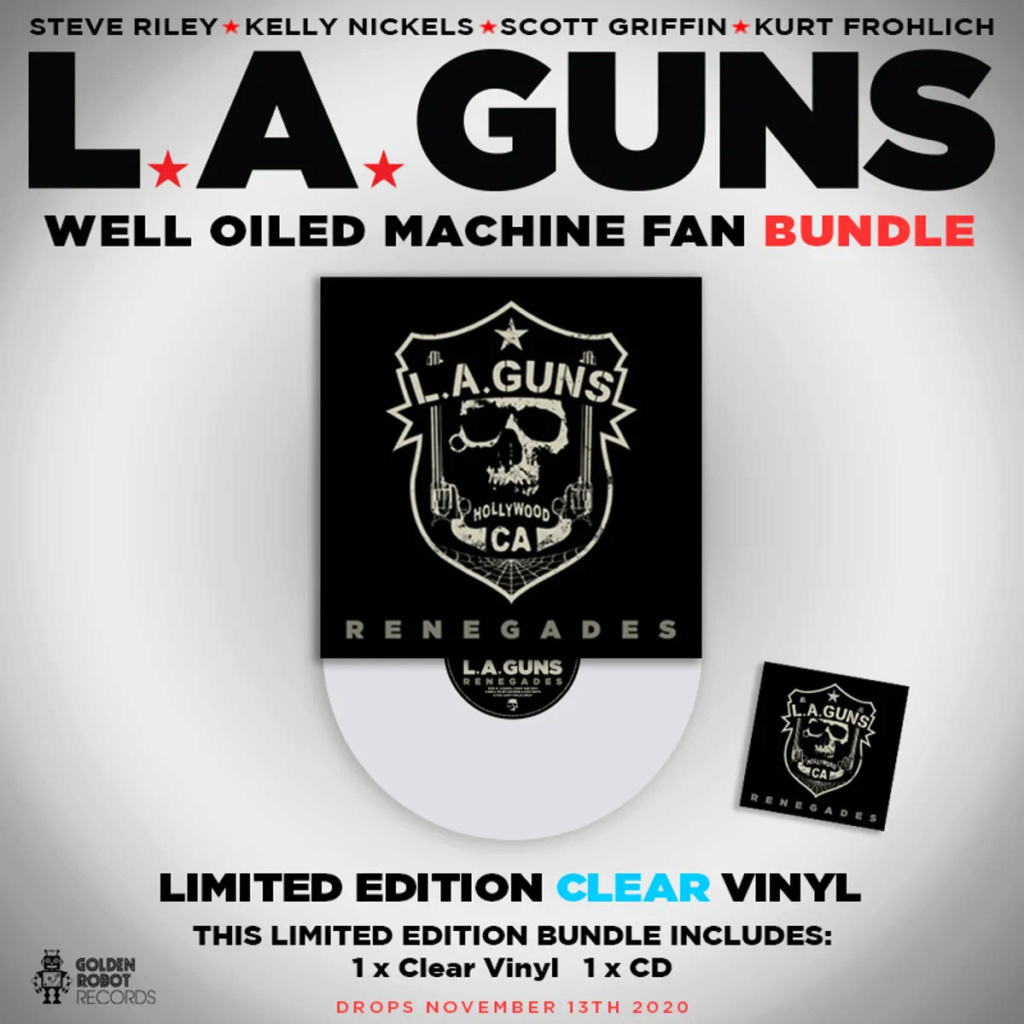 """L.A. GUNS """"Renegades"""" le 13 novembre 2020  Aaa_we14"""