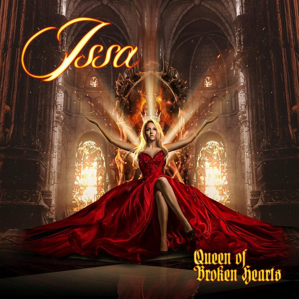 ISSA (Heavy Mélodique) Queen Of Broken Hearts, le 12 Mars 2021 Aab101