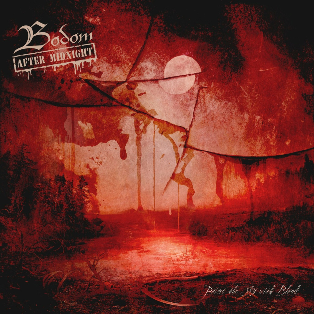 BODOM AFTER MIDNIGHT (ex-CHILDREN OF BODOM)Paint The Sky With Blood, le 23 avril 2021 Aab104