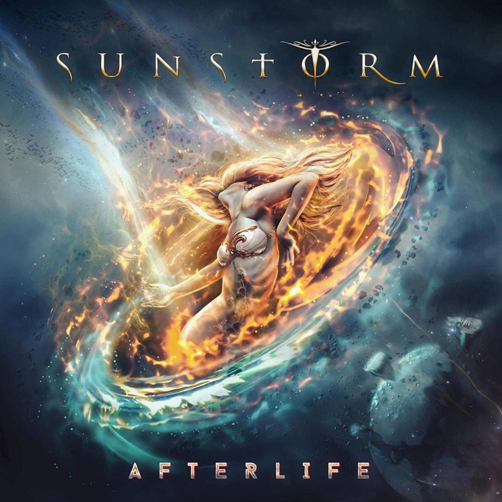 SUNSTORM (Melodic Rock/AOR)  Afterlife, à paraître le 12 Mars Aab106