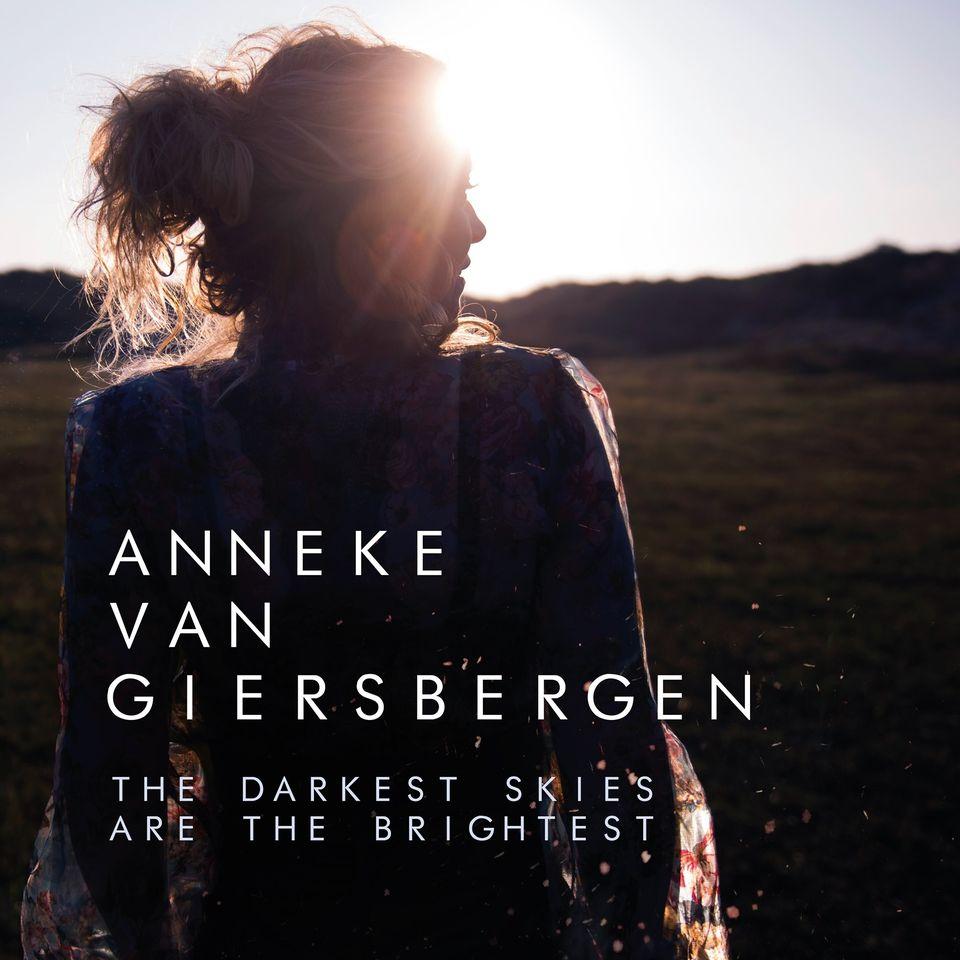 """ANNEKE VAN GIERSBERGEN """"The Darkest Skies Are The Brightest, le 26 Février 2021 Aab111"""