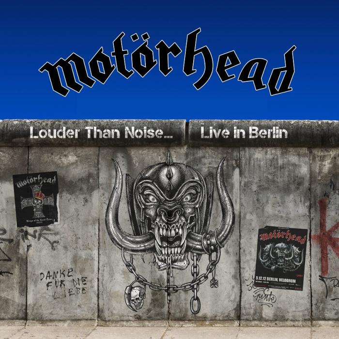 MOTÖRHEAD -Louder Than Noise… Live In Berlin, le 23 Avril 2021 Aab118