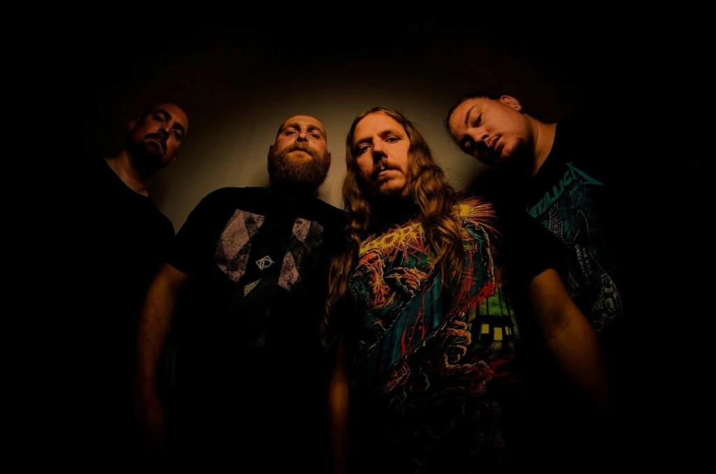 TreyHarsh  (Thrash/Death Metal)Eternal Cycles, à paraître en 2021. Aab12