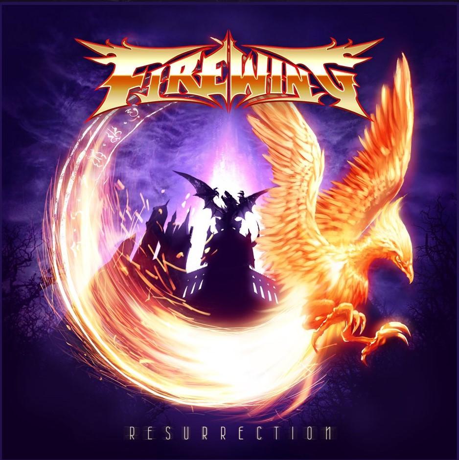 FIREWING  (Symphonic Progressive Power Metal) Resurrection, le 23 Avril  2021 Aab125