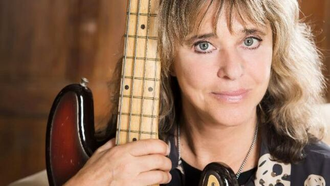 SUZI QUATRO  The Devil In Me, le 26 Mars 2021 Aab133