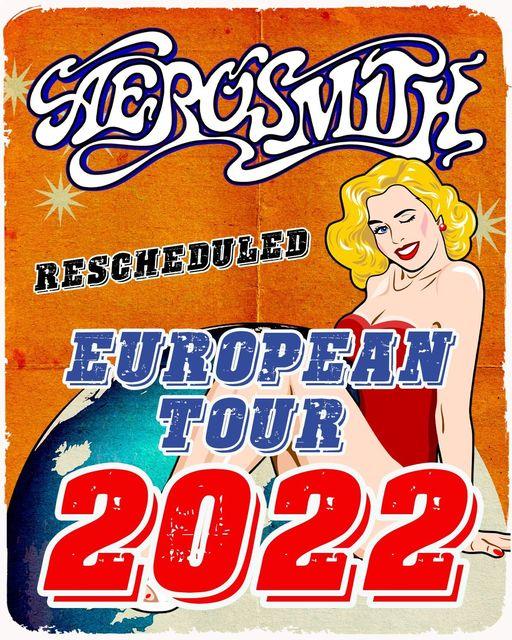 Aerosmith à l'AccorHotels Arena........ Aab140